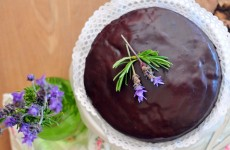 Sachertorte fructosearm und vegan